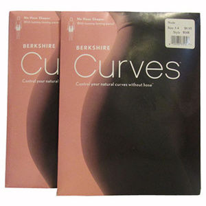 Berkshine Accessories - Berkshire Curves To The Waist Shaper Without Hose